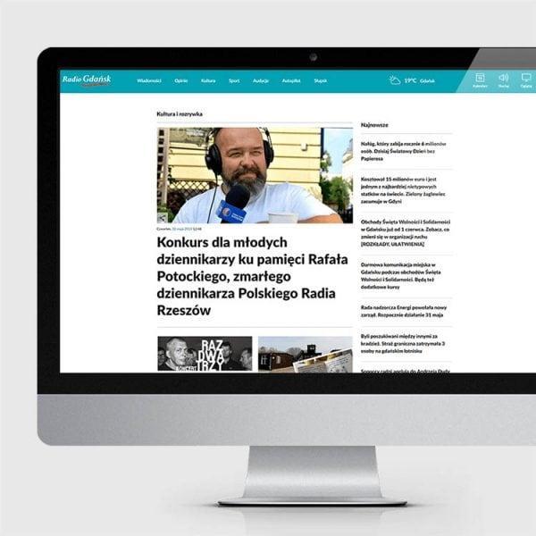 portal informacyjny dla Radio Gdańsk